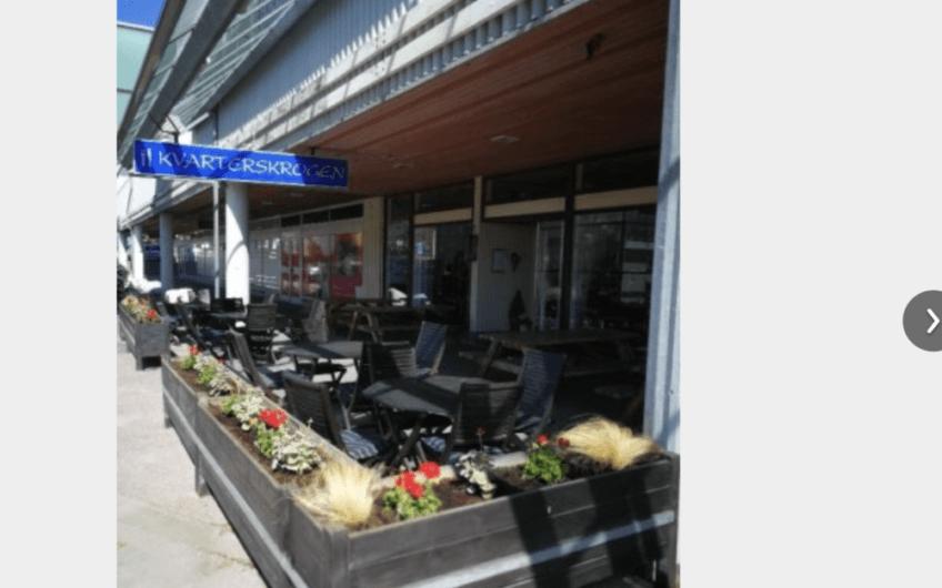 Såld – Restaurang –  Stenungsund