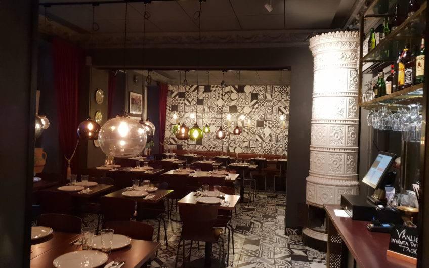 Restaurang – Långatorna – Linne – Medelhavsmat