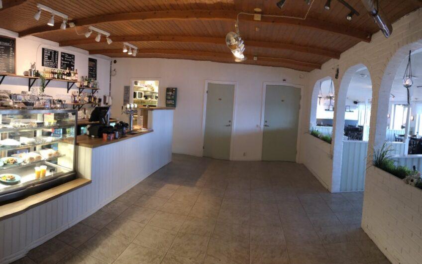 Till Salu Restaurang – Café mitt i hamnen – Lysekil