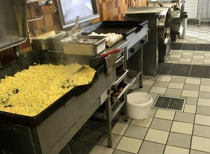 Såld – Lunchrestaurang – Catering – Festlokal