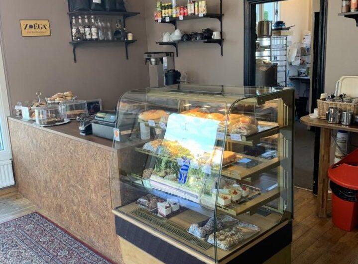 Till Salu – Cafe – Munkebäck