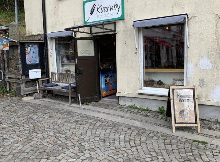 Till Salu –  Cafe – Bageri – Mölndals Kråka – Mölndalsbro