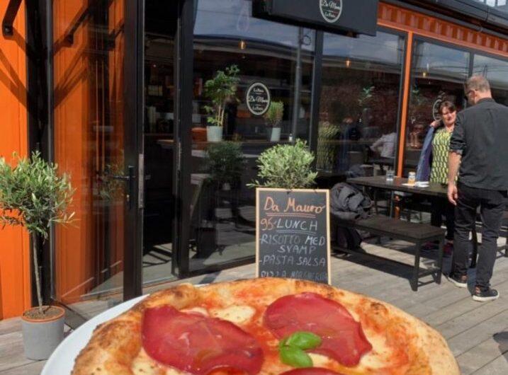 Såld – Pasta – Pizza – Centralstationen – City