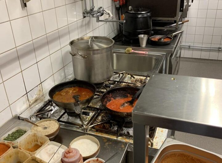 Till Salu – Indisk Restaurang – Nya Hovås