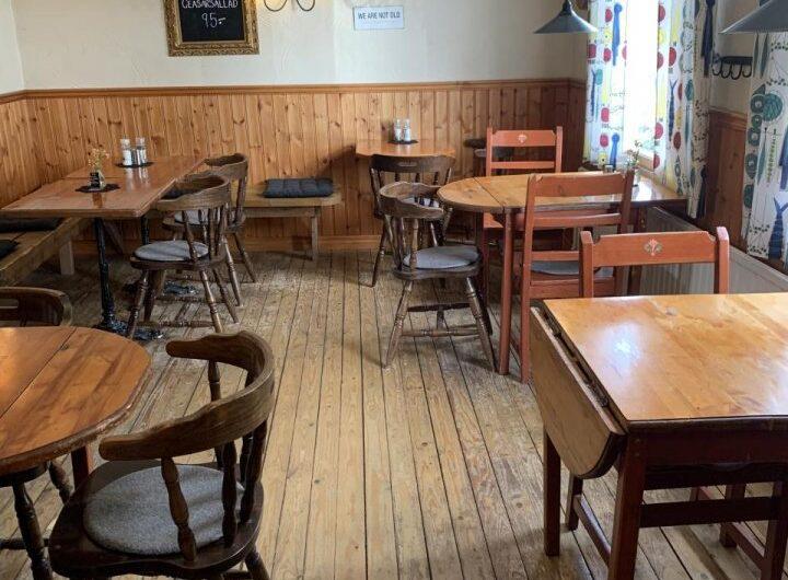Till Salu Arbetare Cafe – Kungsbacka – City