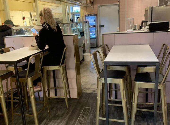 Till Salu – Salladsbar – Cafe – Saluhall – City